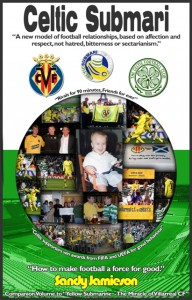 Celtic Submari Front Cover