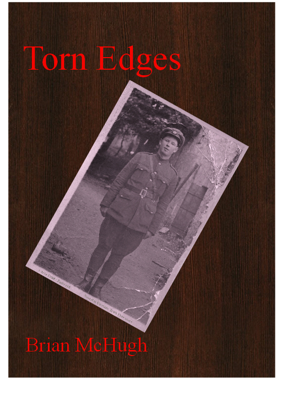 """""""Torn Edges""""  Launch  set for 17th May in All Bar One"""