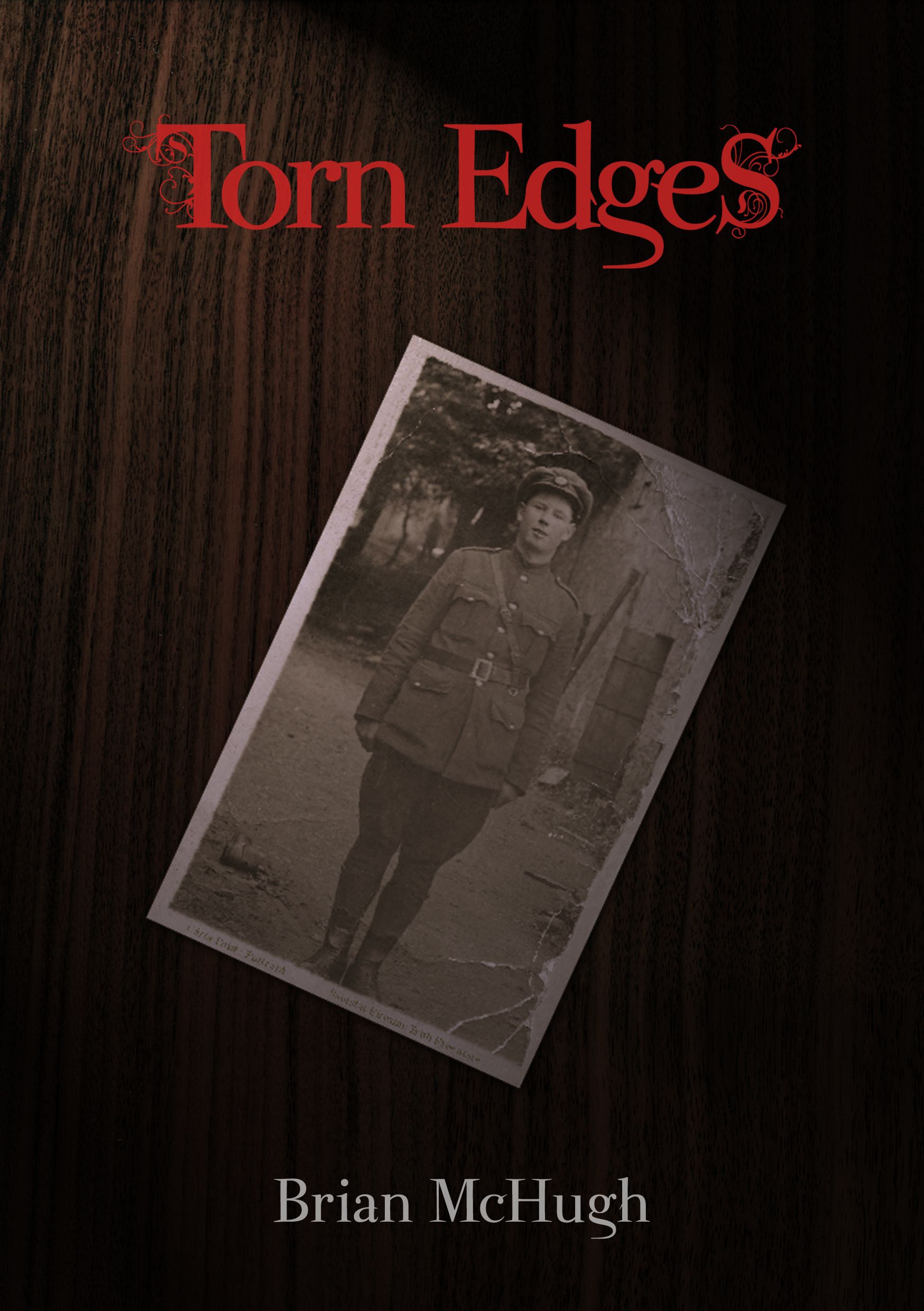 Torn Edges  - Second Edition now on Kindle