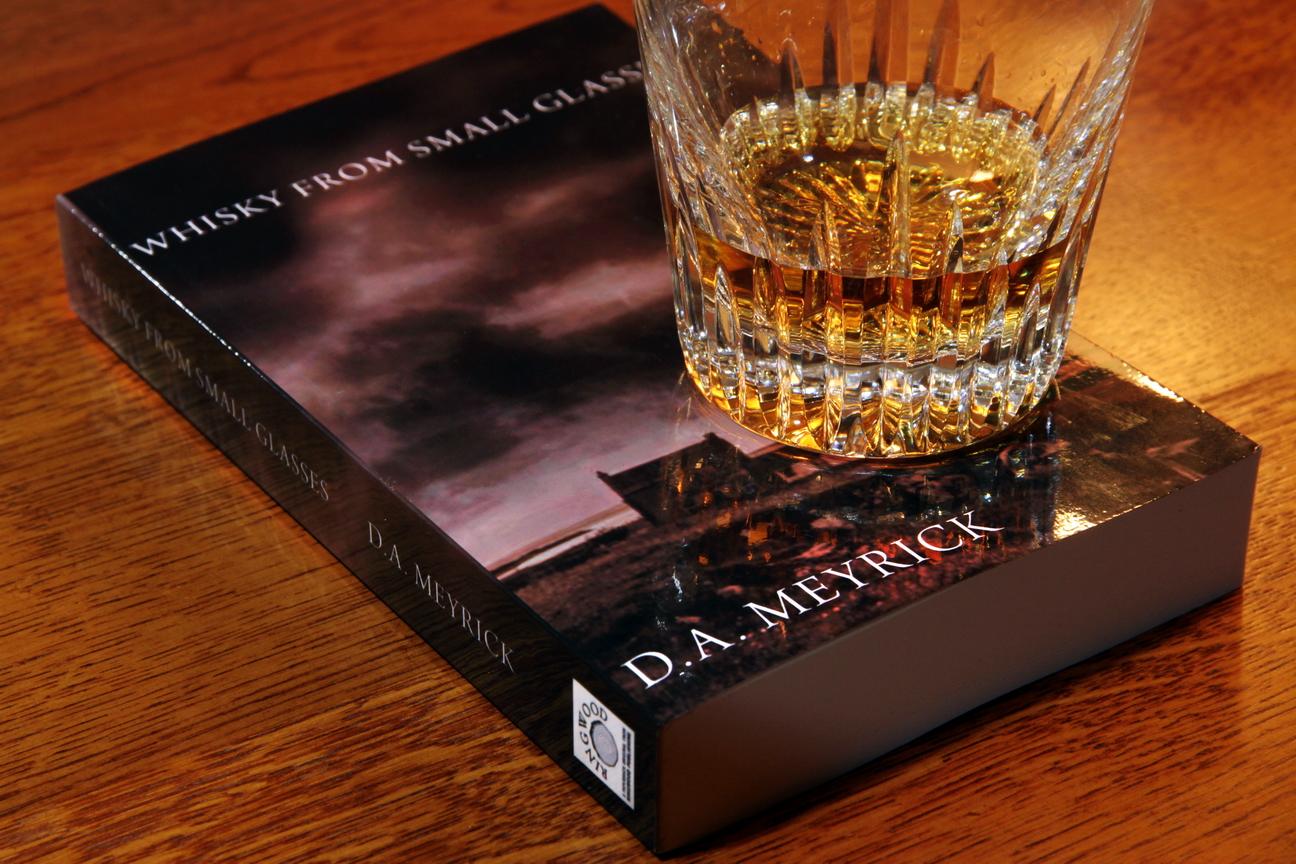 Whisky still flying off the shelves