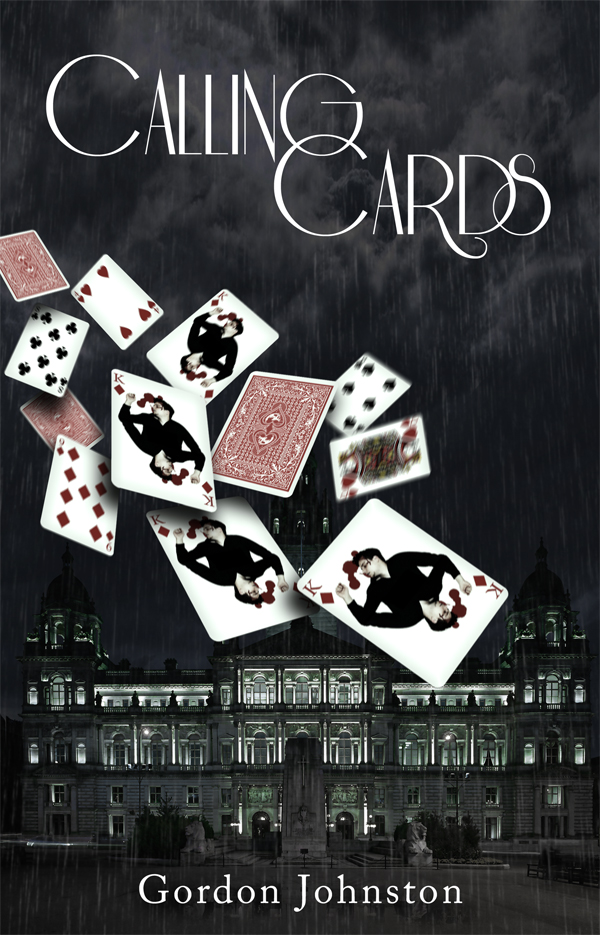 Fiction for £5: Calling Cards, by Gordon Johnston