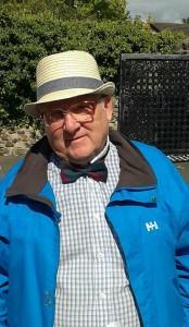Author John Keeman