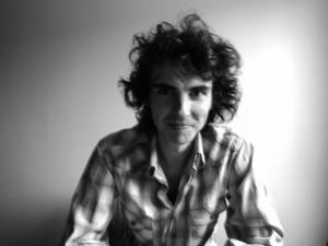 Author Jonathan Whitelaw