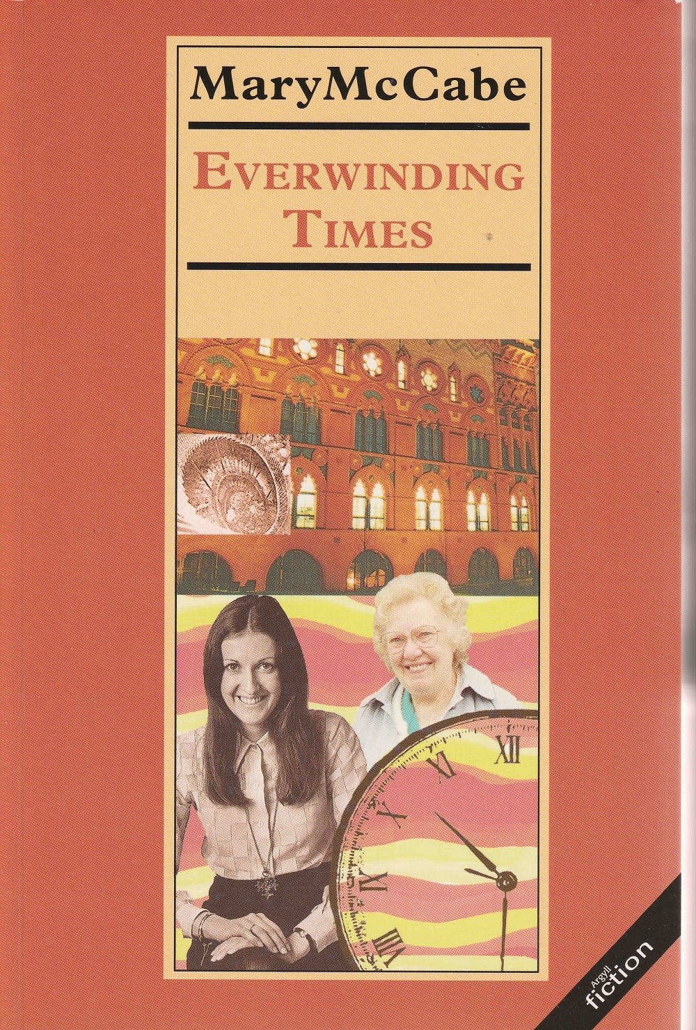 Everwinding Times by Mary McCabe