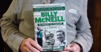 """Billy McNeill - In Praise of Caesar"" by Alex Gordon"