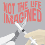 Cover of Not the Life Imagined
