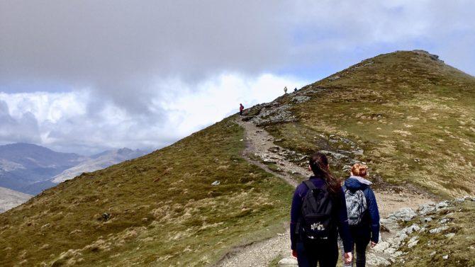 Exploring Scotland's Munros