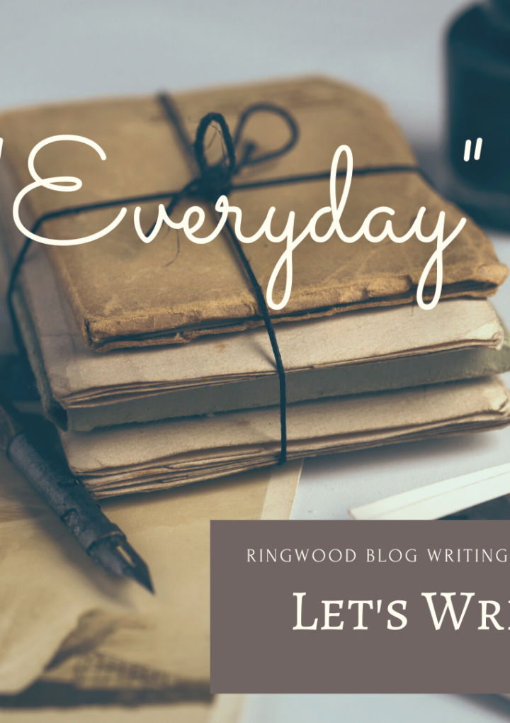 Writing Prompt: Everyday