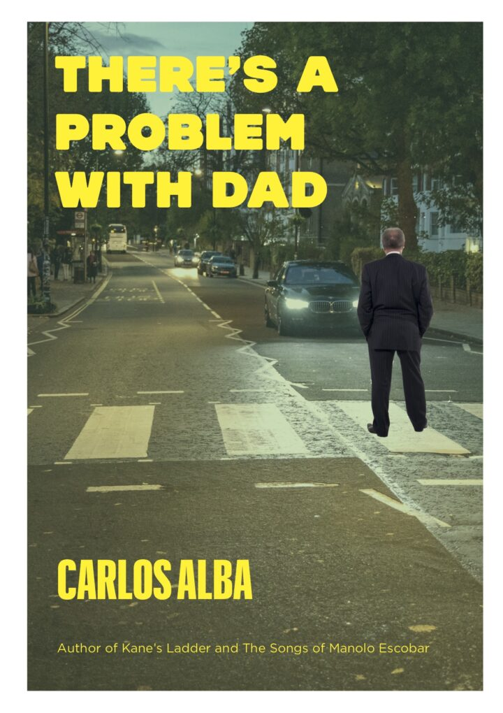 Exclusive author interview with Carlos Alba
