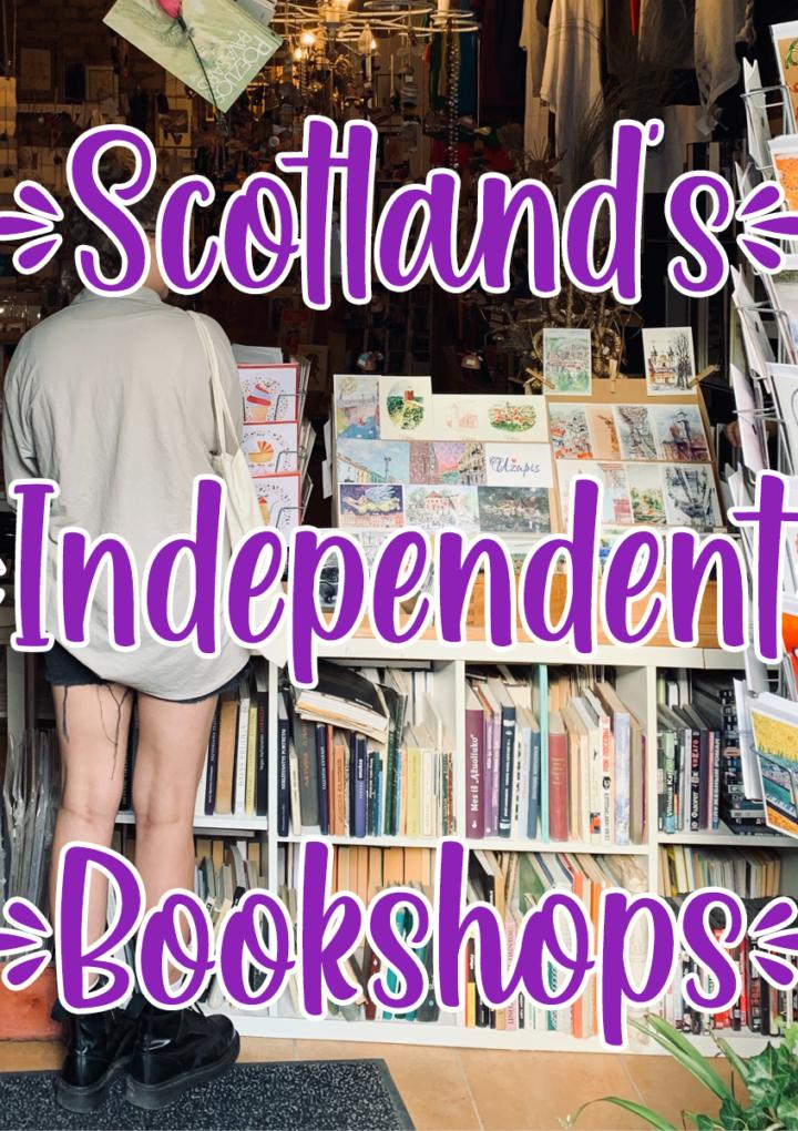 Independent Bookshops in Scotland